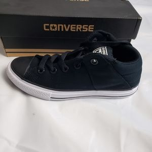 converse chucks CT Axel Mid Jr Black shoes